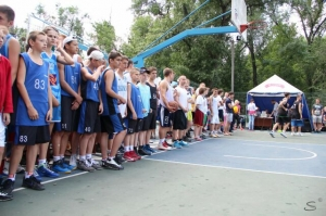 Dnipro Streetball Cup B (Днепропетровск, 25.05.2013)