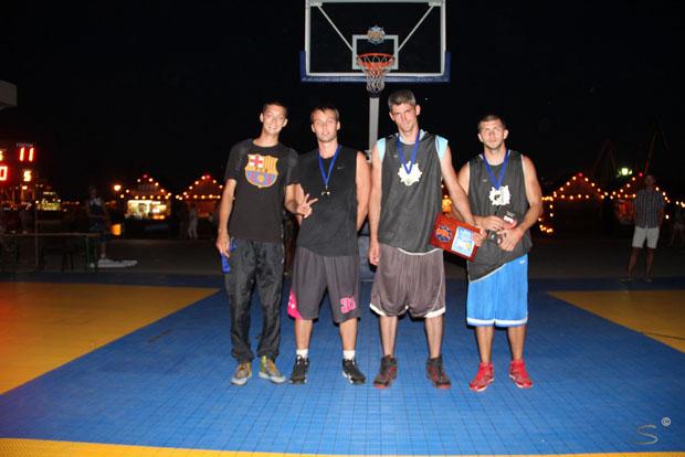 В Одессе прошел праздник уличного баскетбола, фото-14