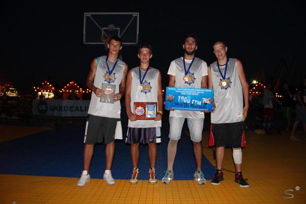 В Одессе прошел праздник уличного баскетбола, фото-12
