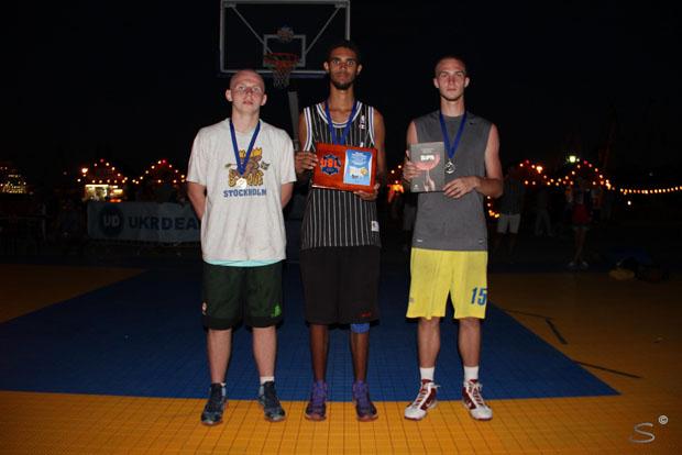 В Одессе прошел праздник уличного баскетбола, фото-11