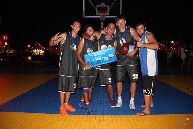 В Одессе прошел праздник уличного баскетбола, фото-15