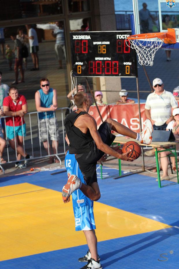 В Одессе прошел праздник уличного баскетбола, фото-5