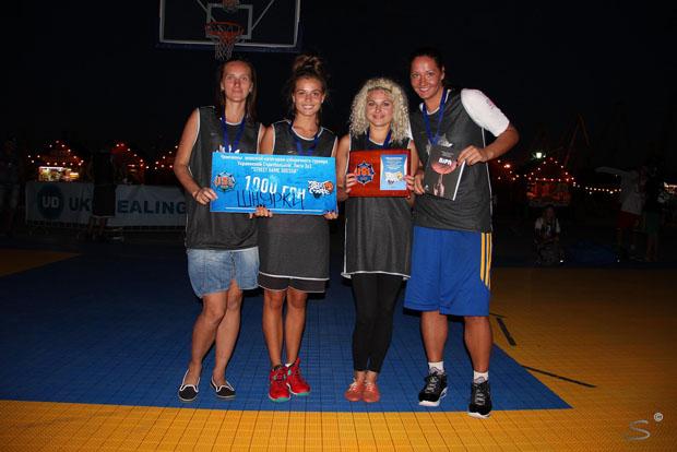 В Одессе прошел праздник уличного баскетбола, фото-9