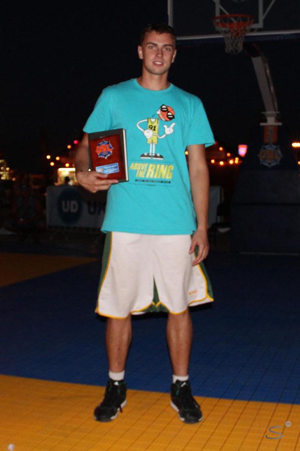 В Одессе прошел праздник уличного баскетбола, фото-6