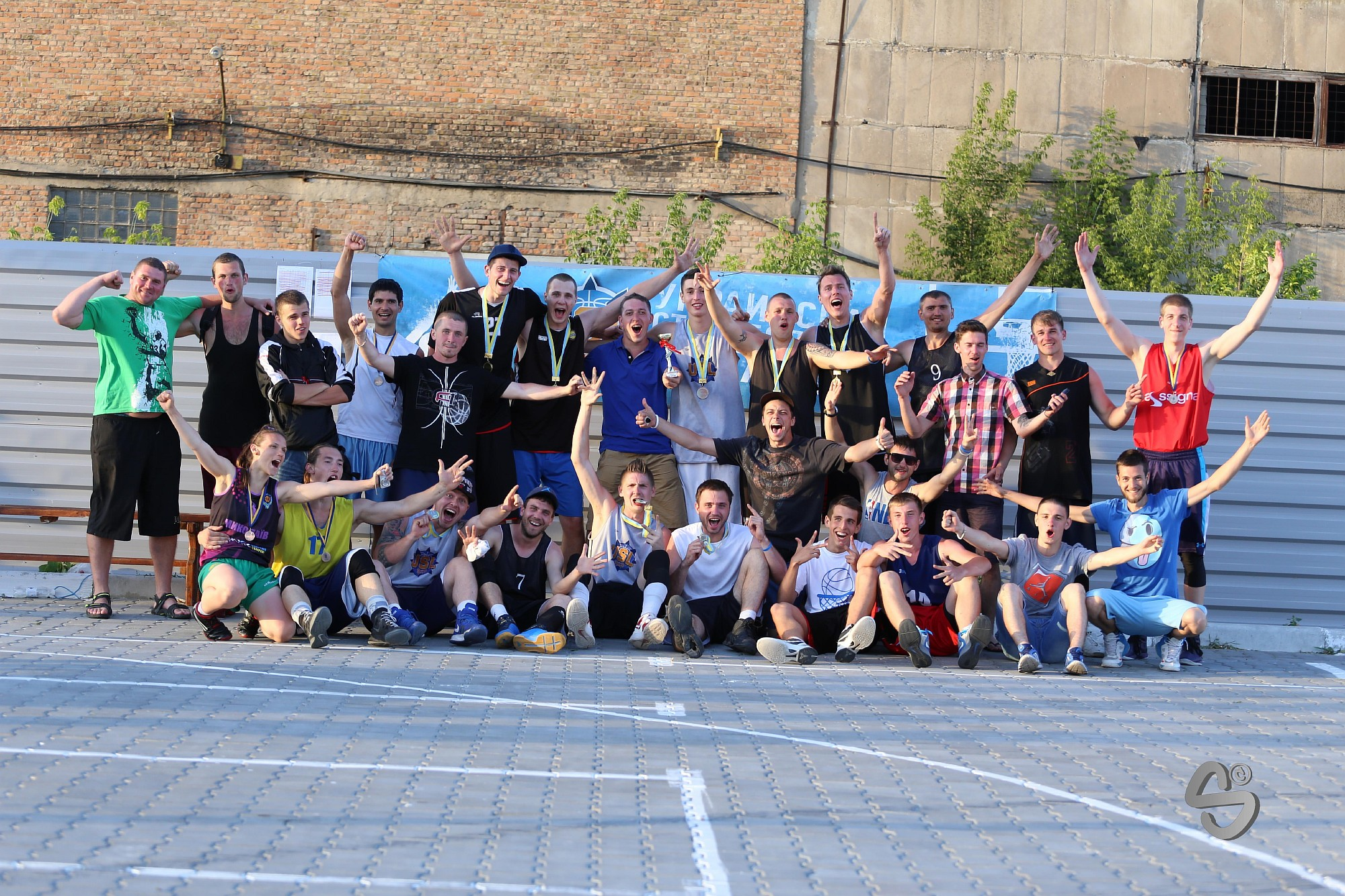 Kherson Streetball Cup (Херсон, 15.06.2014)