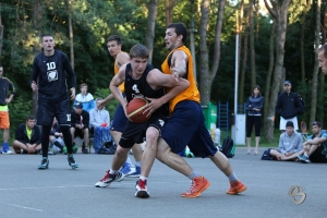 "Результаты турнира УСЛ 3х3 ""Kiev Open Streetball"""