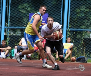 "Результаты турнира УСЛ 3х3 ""Borispol Streetball Cup"""