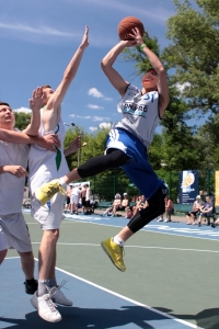 "Результаты турнира УСЛ 3х3 ""Dnipro Streetball Cup: Youth Day"""