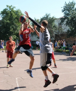 Battlegrounds of Chernigov (Чернигов, 02.08.2014)
