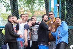 "Отчёт о турнире ""Boryspil Victory Day"""