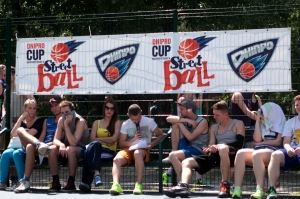 """Отчёт о турнире """"Dnipro Streetball Cup"""""""