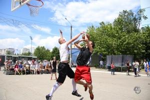 "Отчёт о турнире ""Khimik Streetball Party vol. 6"" (Южный)"