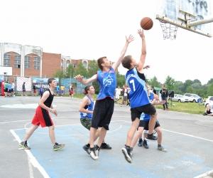 "Отчёт о турнире ""Ognivka Streetball Challenge"" (Полтава)"