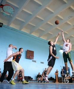 """Звіт про турнір """"Borispol Streetball Cup"""""""
