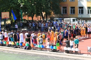 "Звіт про турнір ""Bucha Streetball Challenge"""