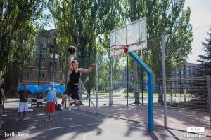 "Отчёт о турнире ""KR City Streetball Challenge"" (Кривой Рог)"