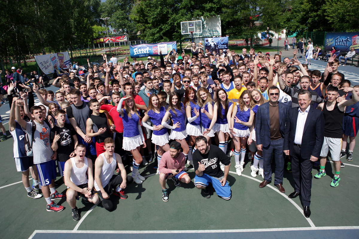 Dnipro Streetball Cup (Днепропетровск, 21.05.2016)