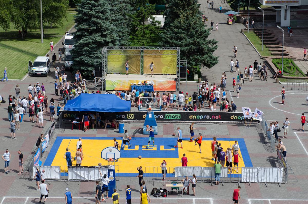 Street Games Fest (Днепродзержинск, 18.06.2016)