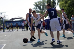 Dnipro Streetball Cup (Днепр, 25.06.2016)