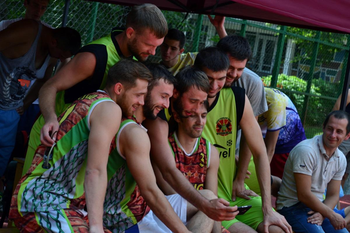 BC Striba Cup (Чернівці, 31.07.2016)