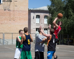 Bahmut Streetball Cup (16.07.2016)
