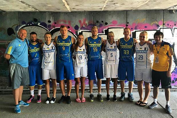 Онлайн-трансляция чемпионата Европы по баскетболу 3х3