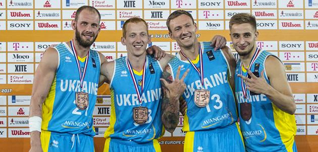 Украина - бронзовый призёр чемпионата Европы!