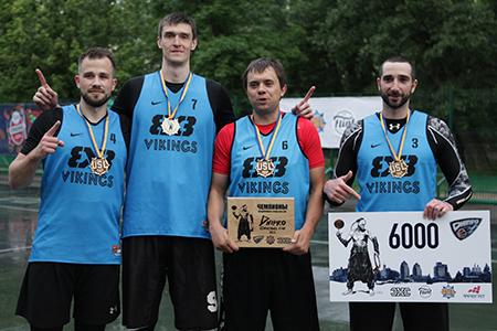 Итоги турнира Dnipro Streetball Cup (Днепр, 12.05.2018)