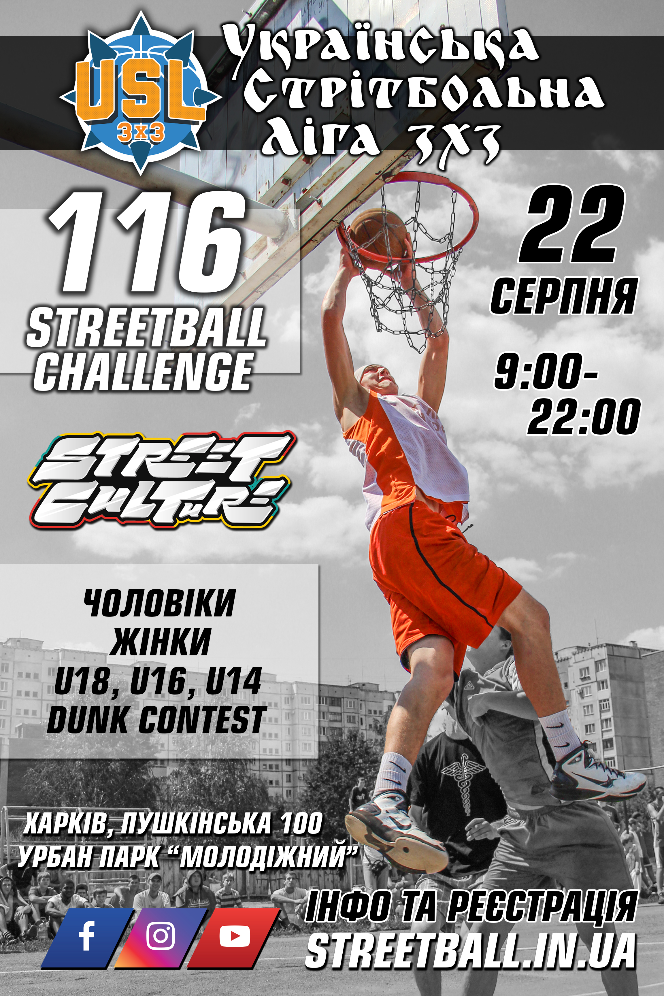 116 Streetball Challenge